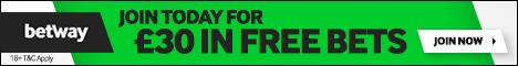 Free Bonus at Betway